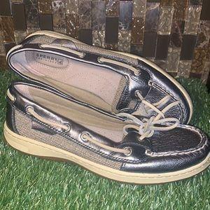 Pewter Sperry Topsider